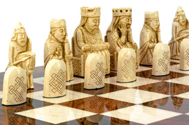 Isle of Lewis Chessmen NMS