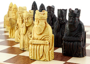 Isle of Lewis Chessmen SAC